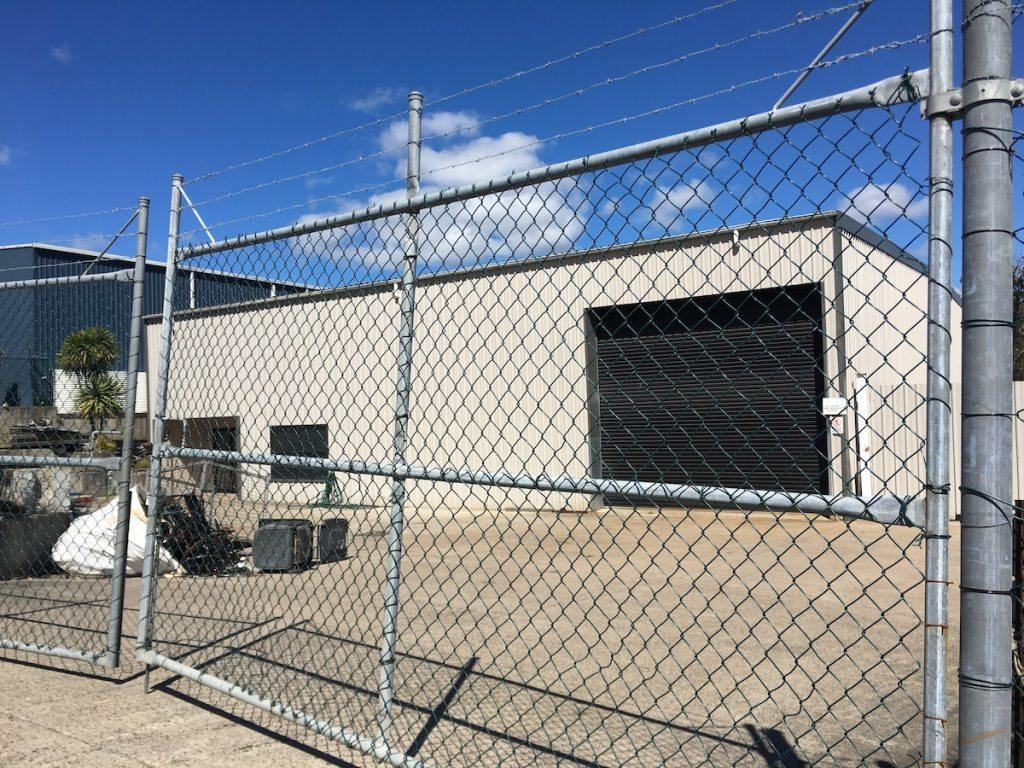 Croudace bay fencing - Chainwire Fencing Newcastle