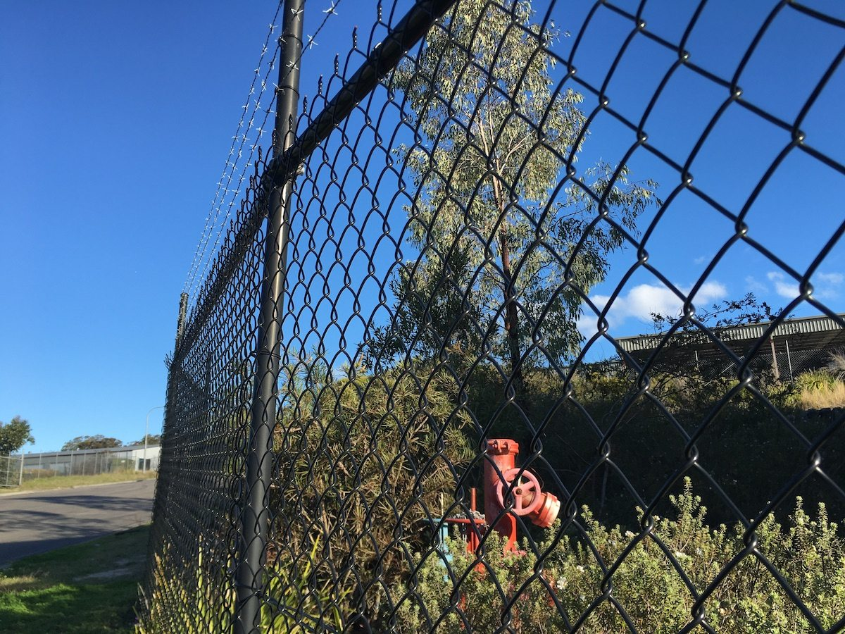 cameron park chainwire fencing