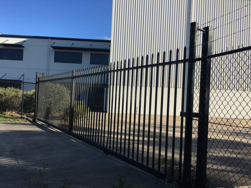 glendale security fencing