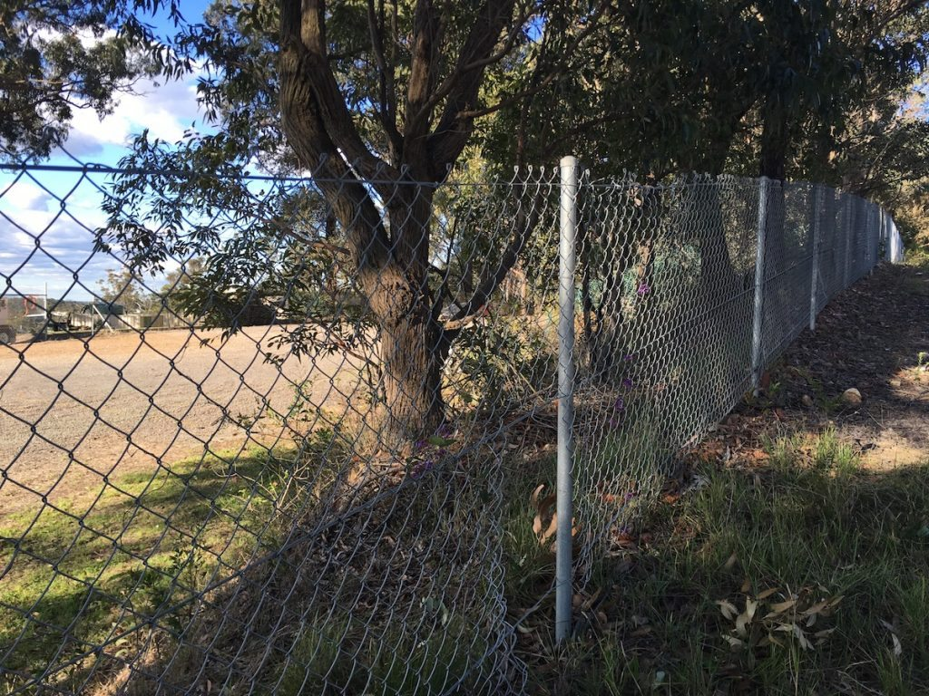 merewether wire fencing