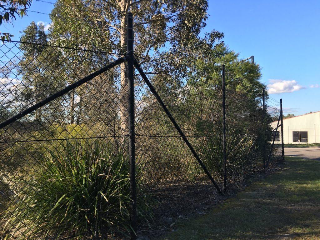redhead security fencing