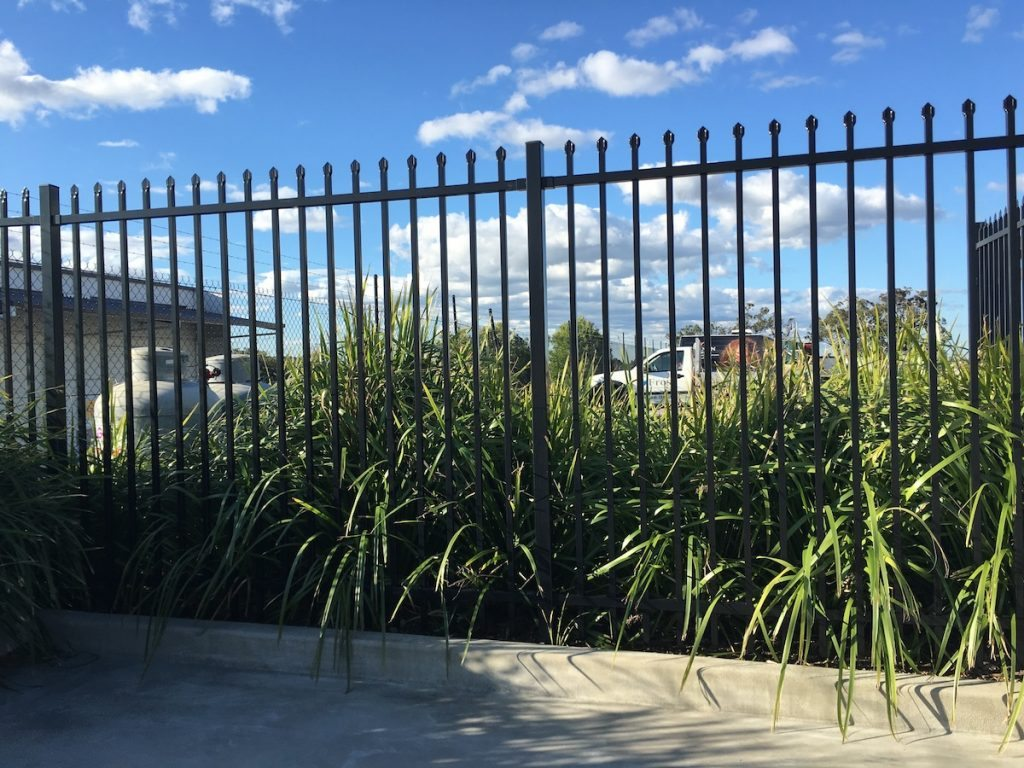 the junction spear topped fencing - Chainwire Fencing Newcastle