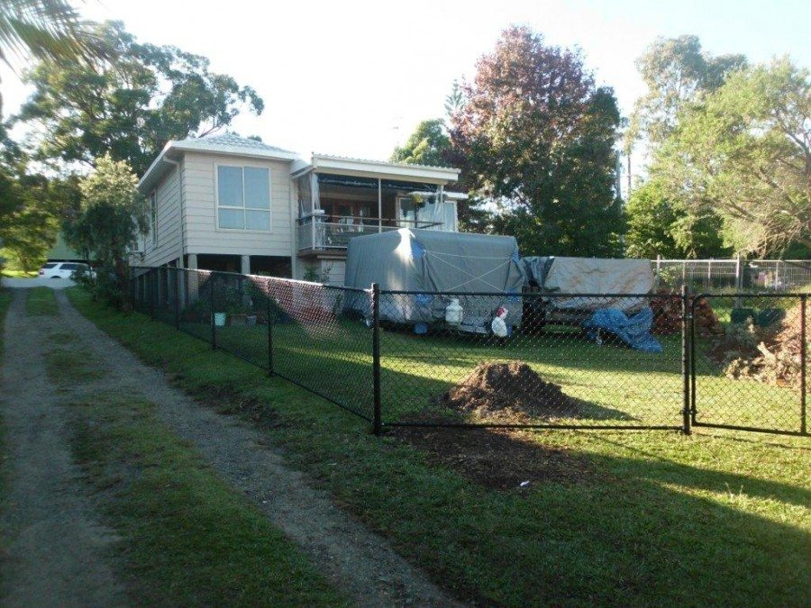 chainwire fencing newcastle