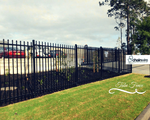 Traditional Wood Fencing vs. Tube and Mesh Fencing - Fencing