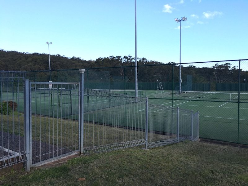 gosford security fencing - Chainwire Fencing Newcastle