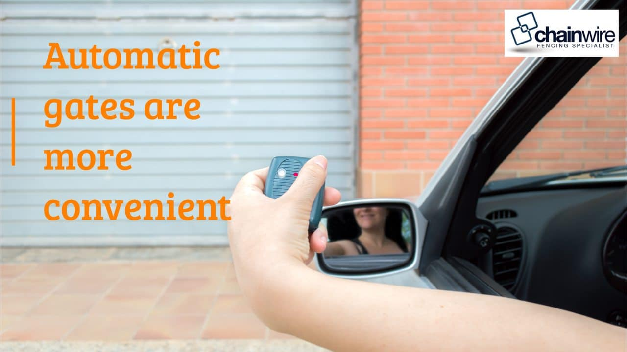 Benefits of an Automatic Gate - Automatic Gate