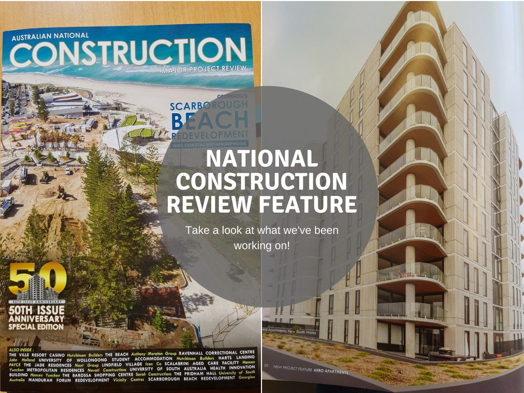 National Construction Review Feature - Chainwire Fencing Newcastle