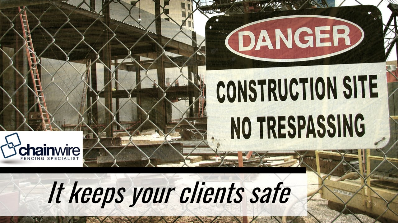 How Can Chainwire Fences Help Your Business - Fences