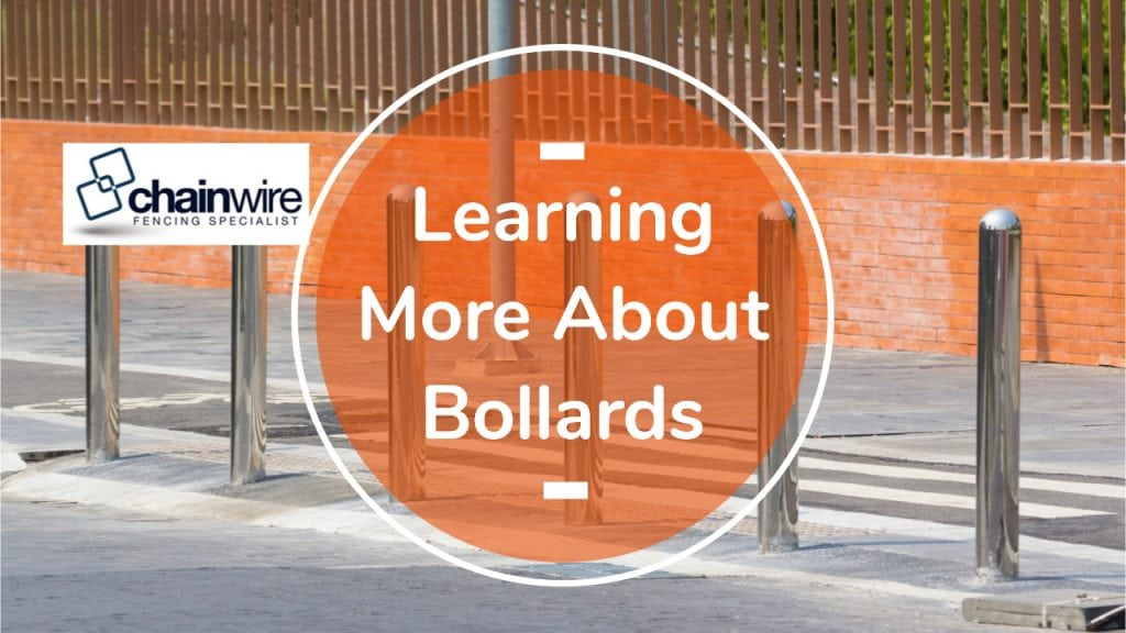 learn more about bollard - Chainwire Fencing Newcastle