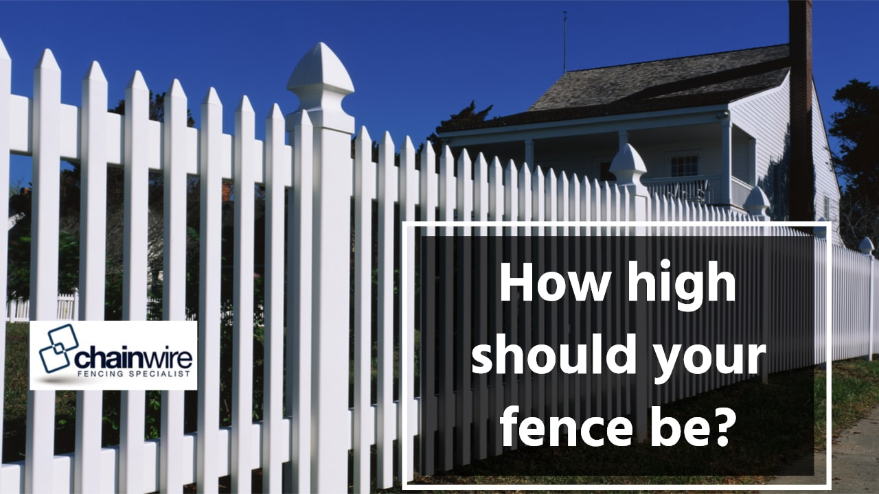 Improve Home Security with Fences - Fences