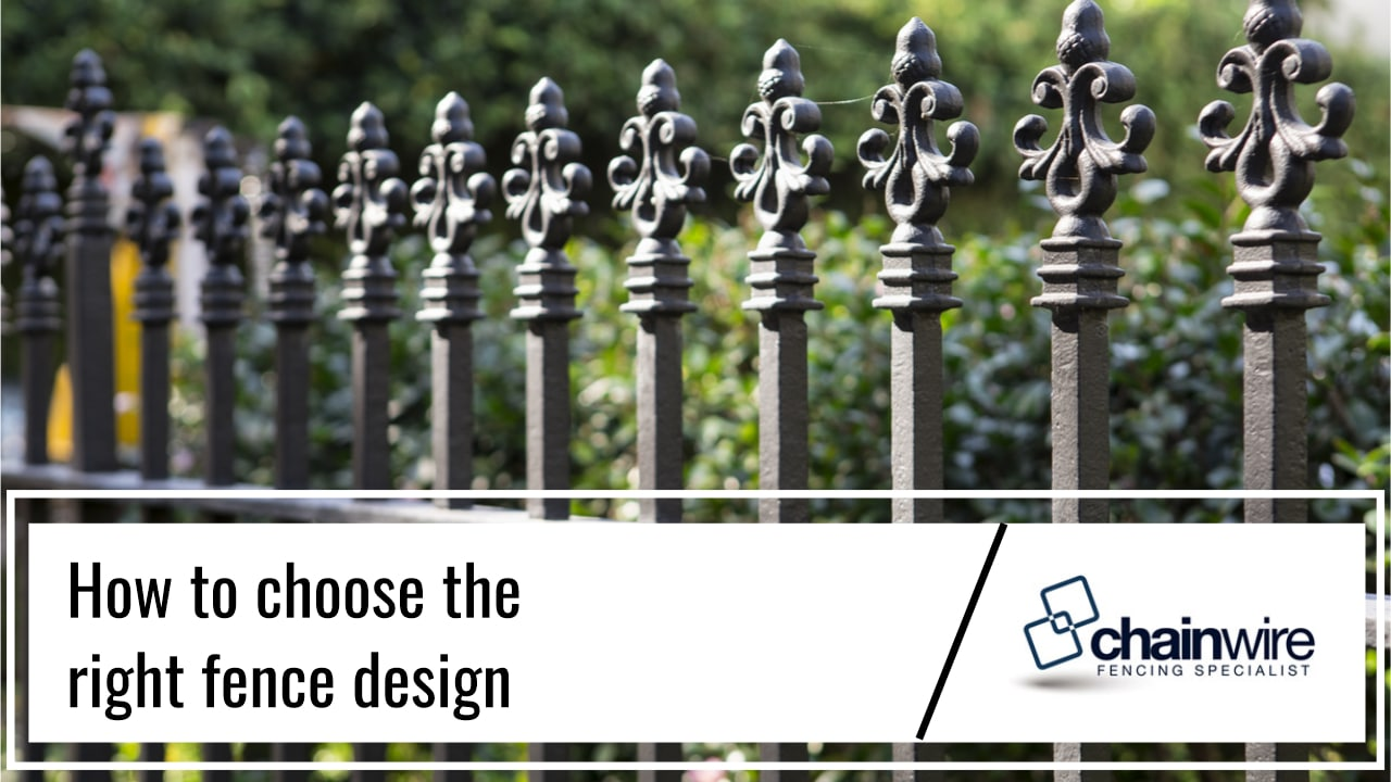Choosing the Right Fence: Form vs. Function - Fence