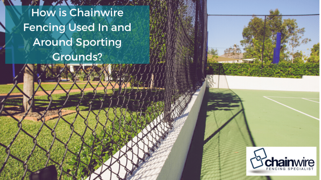 How is Chainwire Fencing Used In and Around Sports Grounds? - Sports Grounds
