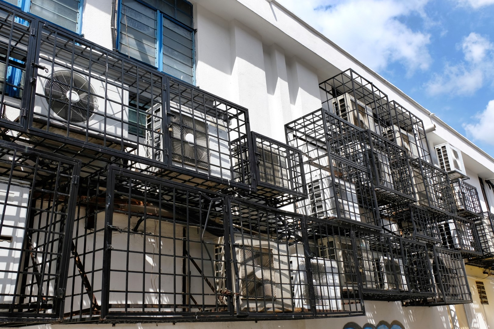 Cages and Enclosures -