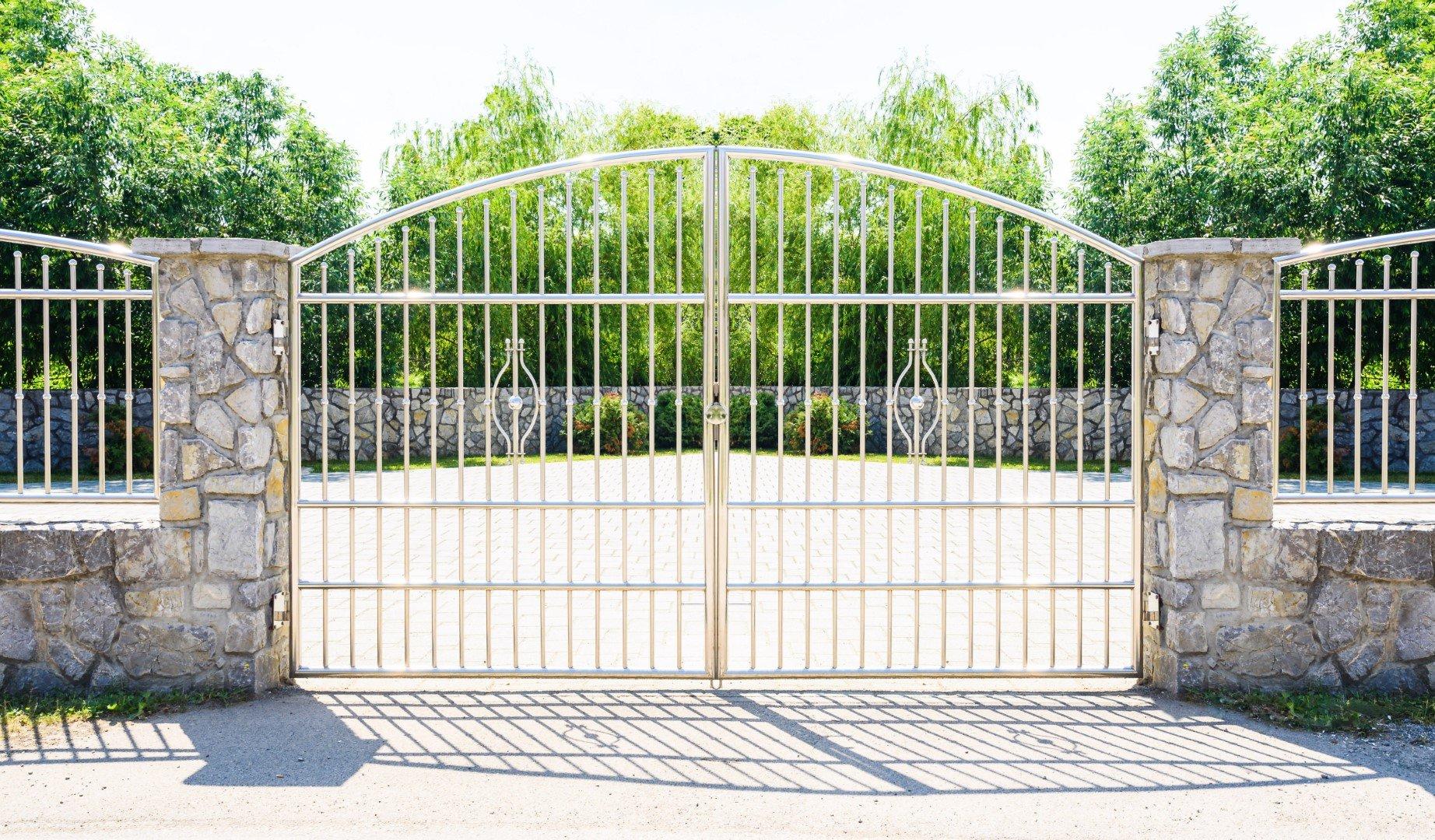 Gates and Brackets -