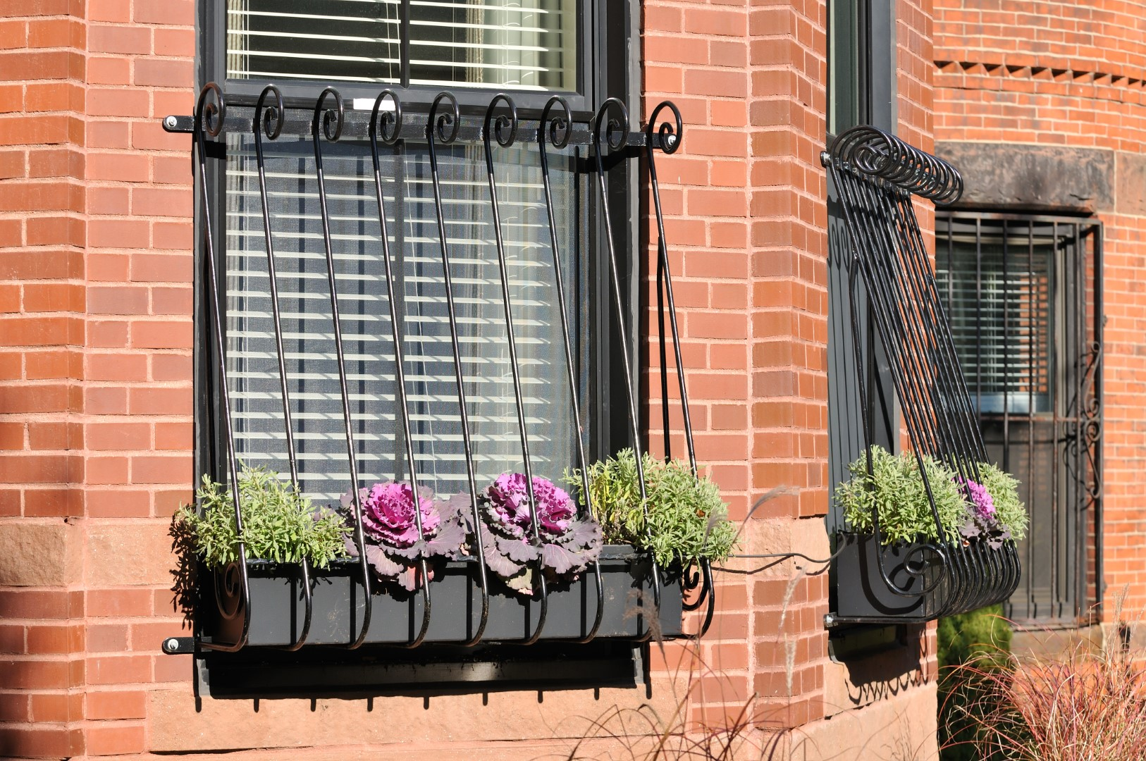 Security Grilles -
