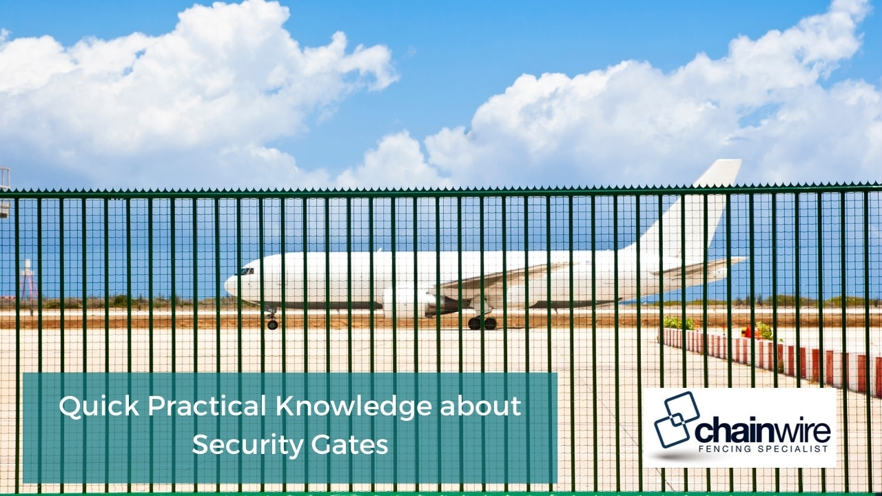 Quick Practical Knowledge about Security Gates