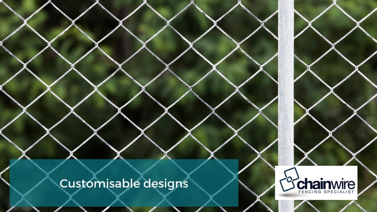 Customisable designs