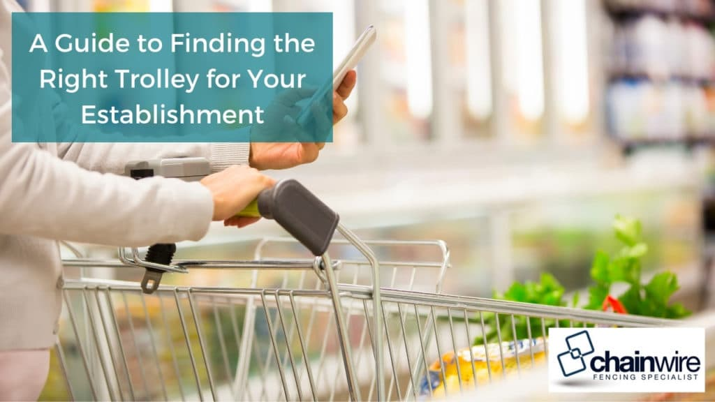 A Guide to Finding the Right Trolley for Your Establishment