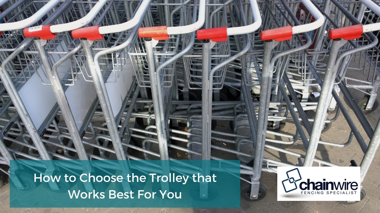 How to Choose the Trolley that Works Best For You