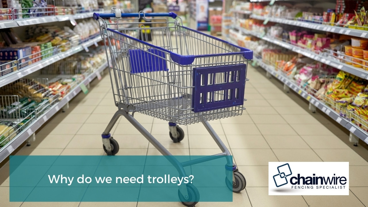 Why do we need trolleys?