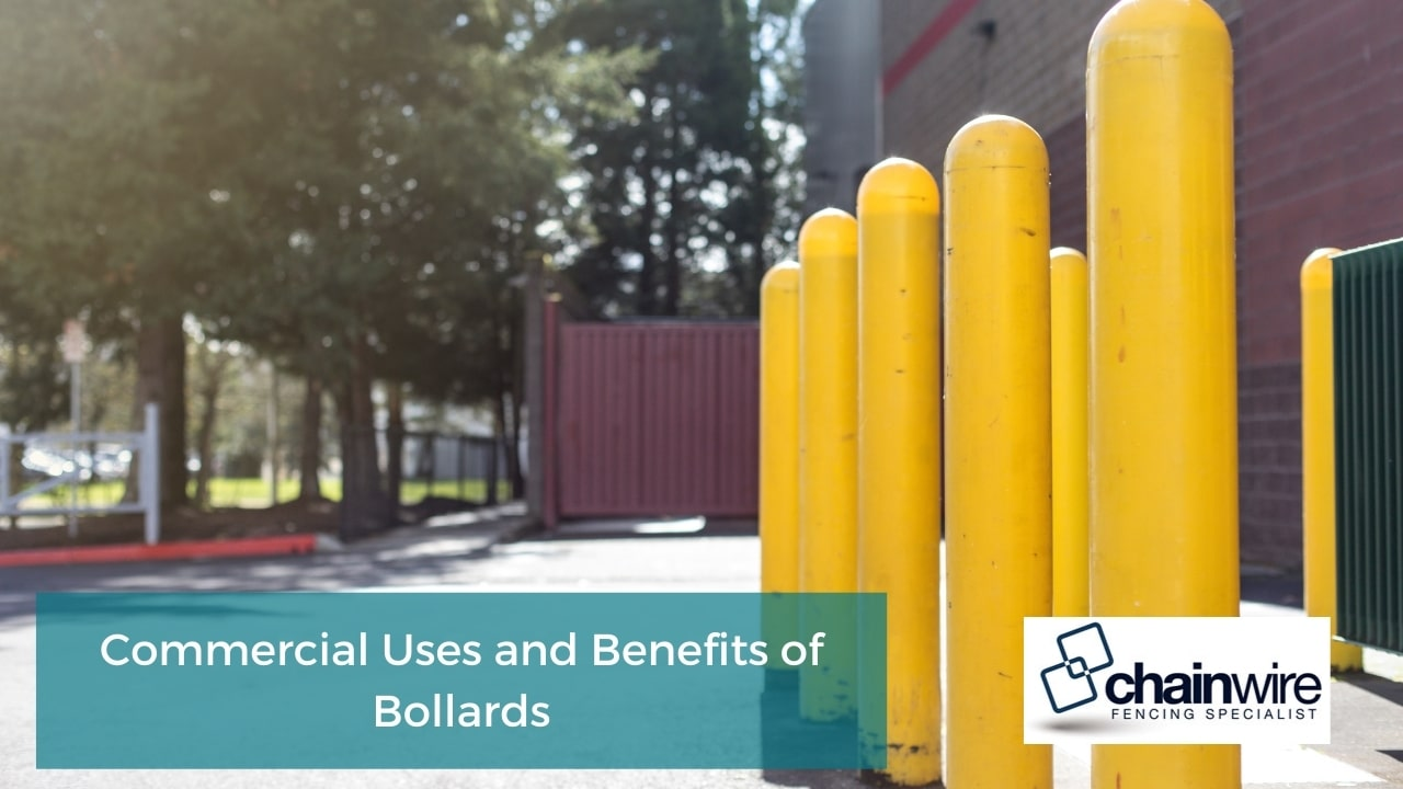 Commercial Uses and Benefits of Bollards-