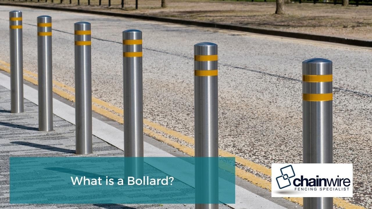 What is a Bollard?