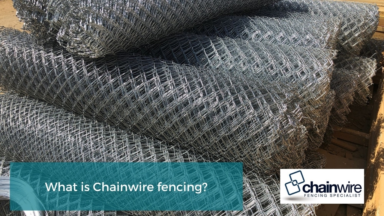 What is Chainwire fencing