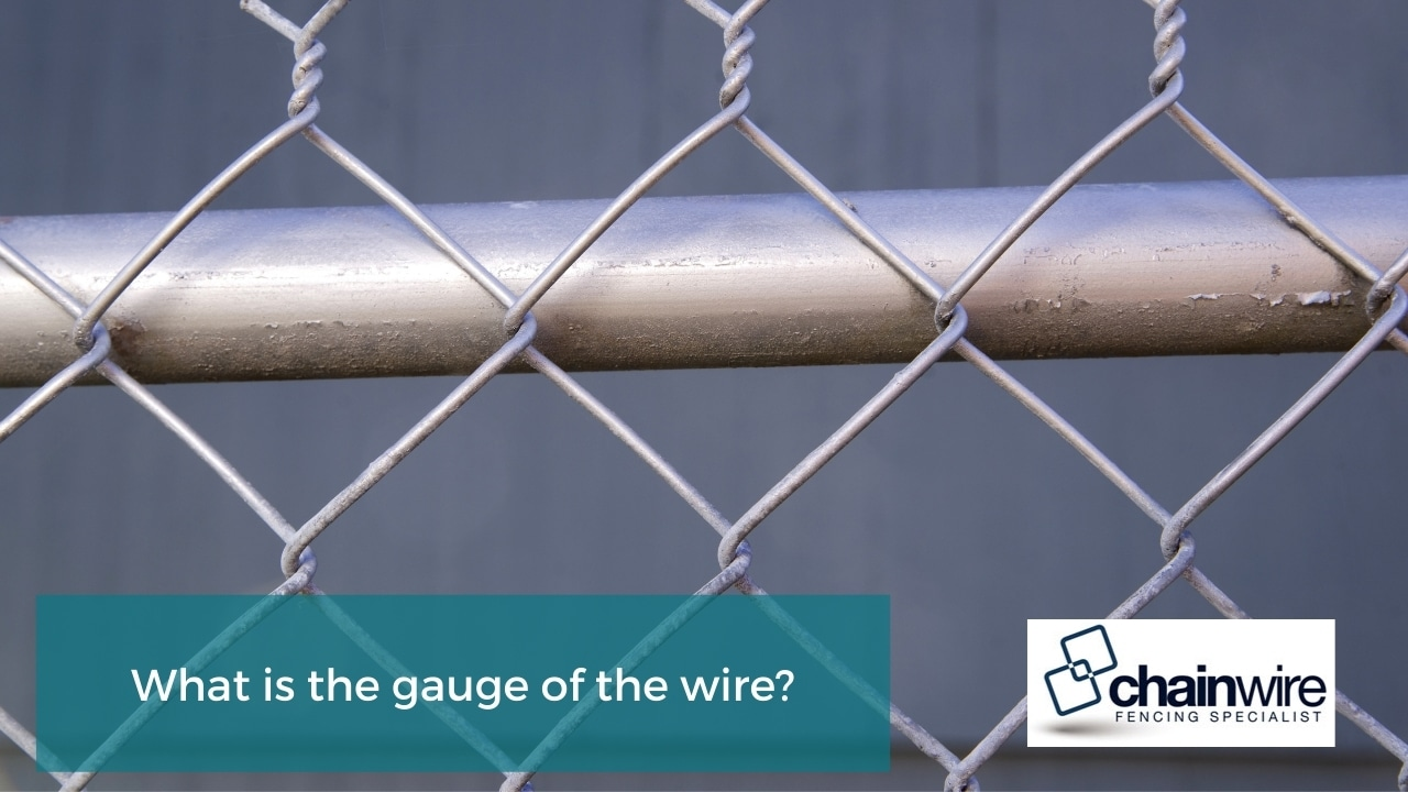 What is the gauge of the wire